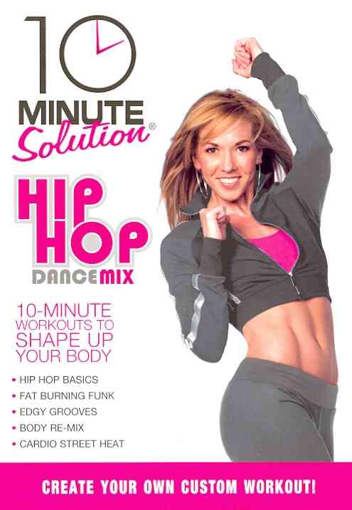10 MINUTE SOLUTION:HIP HOP DANCE MIX BY 10 MINUTE SOLUTION (DVD)