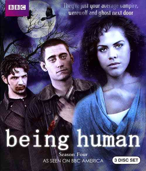 BEING HUMAN:SEASON 4 BY BEING HUMAN (Blu-Ray)